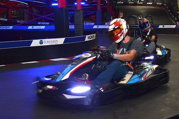 MONZA Kart Race
