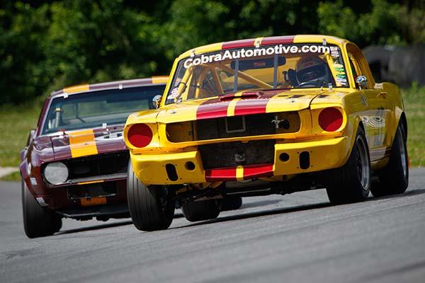 VRG Vintage Motorsports festival