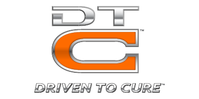 Driven to Cure logo