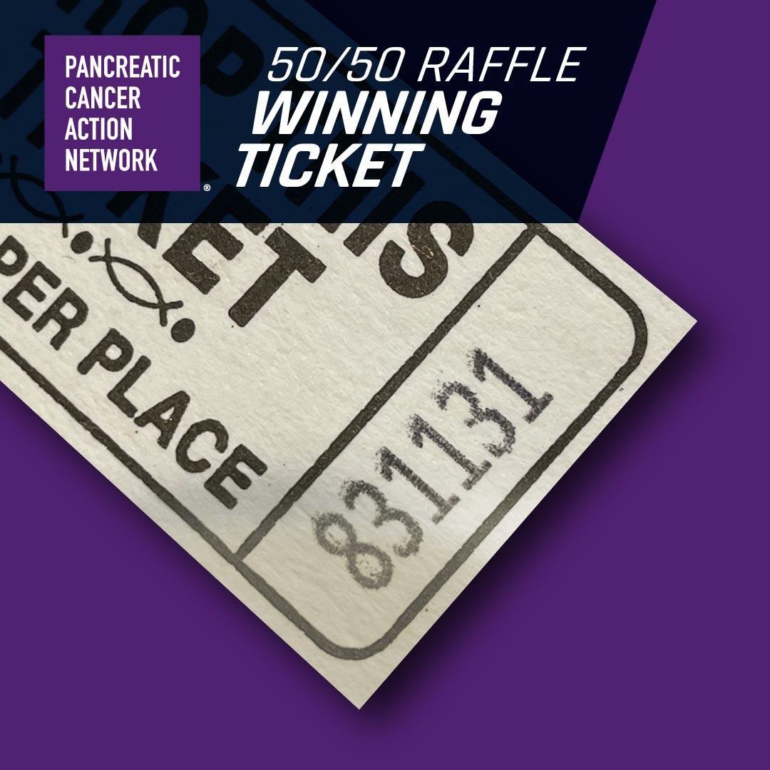 Winning ticket